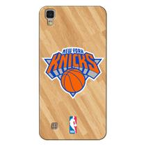 Capa de Celular NBA - LG X Power K220 - New York Knicks - B22