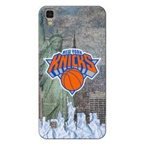 Capa de Celular NBA - LG X Power K220 - New York Knicks - F04