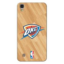 Capa de Celular NBA - LG X Power K220 - Oklahoma City Thunder - B23