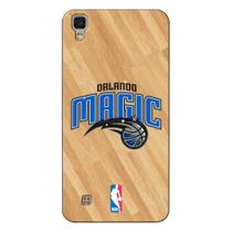 Capa de Celular NBA - LG X Power K220 - Orlando Magic - B24