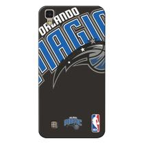 Capa de Celular NBA - LG X Power K220 - Orlando Magic - D24