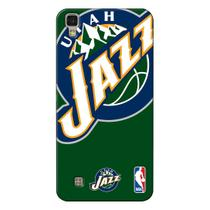Capa de Celular NBA - LG X Power K220 - Utah Jazz - D32