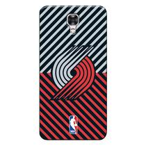 Capa de Celular NBA - LG X Screen K500 - Portland Trail Blazers - E22 -