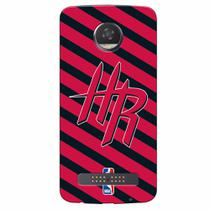 Capa de Celular NBA - Motorola Moto Z2 Play XT1710 - Houston Rockets - E12 - Lenovo