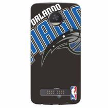 Capa de Celular NBA - Motorola Moto Z2 Play XT1710 - Orlando Magic - D24 - Lenovo