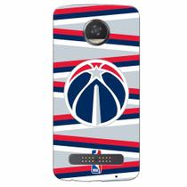 Capa de Celular NBA - Motorola Moto Z2 Play XT1710 - Washington Wizards - E28 - Lenovo