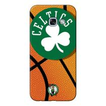 Capa de Celular NBA - Samsung Galaxy A7 2017 - Boston Celtics - G02
