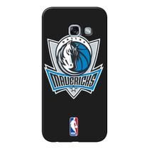 Capa de Celular NBA - Samsung Galaxy A7 2017 Dallas Mavericks - NBA07