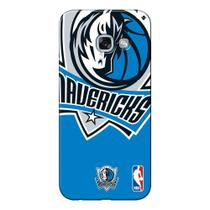 Capa de Celular NBA - Samsung Galaxy A7 2017 Dallas Mavericks - NBAD07
