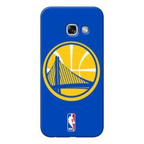 Capa de Celular NBA - Samsung Galaxy A7 2017 Golden State Warriors - NBAA10