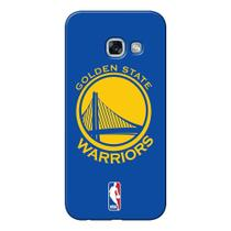 Capa de Celular NBA - Samsung Galaxy A7 2017 Golden State Warriors - NBAA12