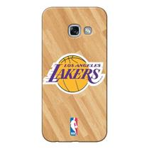 Capa de Celular NBA - Samsung Galaxy A7 2017 Los Angels Lakers - NBAB16