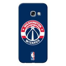 Capa de Celular NBA - Samsung Galaxy A7 2017 Washington Wizards - NBAA33