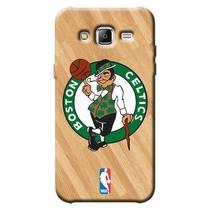 Capa de Celular NBA - Samsung Galaxy J5 J500 - Boston Celtics - B02
