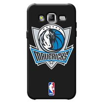 Capa de Celular NBA - Samsung Galaxy J5 J500 - Dallas Mavericks - A07