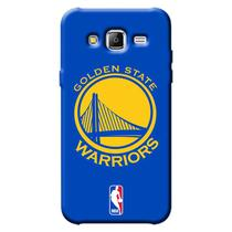 Capa de Celular NBA - Samsung Galaxy J5 J500 - Golden State Warriors - A12 - Matecki