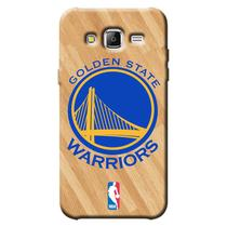Capa de Celular NBA - Samsung Galaxy J5 J500 - Golden State Warriors - B10