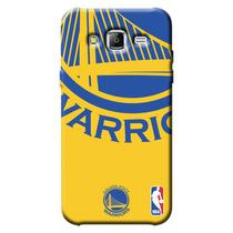 Capa de Celular NBA - Samsung Galaxy J5 J500 - Golden State Warriors - D10