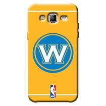 Capa de Celular NBA - Samsung Galaxy J5 J500 - Golden State Warriors - E11
