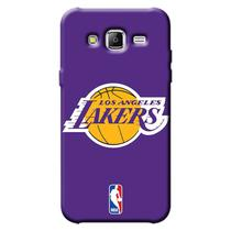 Capa de Celular NBA - Samsung Galaxy J5 J500 - Los Angeles Lakers - A16