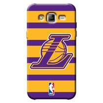 Capa de Celular NBA - Samsung Galaxy J5 J500 - Los Angeles Lakers - E02
