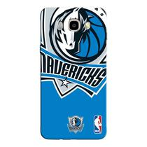 Capa de Celular NBA - Samsung Galaxy J7 2016 - Dallas Mavericks - D07