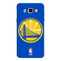 Capa de Celular NBA - Samsung Galaxy J7 2016 - Golden State Warriors - A10