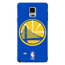 Capa de Celular NBA - Samsung Galaxy Note 4 - Golden State Warriors - A10