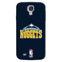 Capa de Celular NBA - Samsung Galaxy S4 - Denver Nuggets - A08