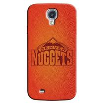 Capa de Celular NBA - Samsung Galaxy S4 - Denver Nuggets - C08