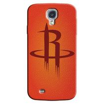 Capa de Celular NBA - Samsung Galaxy S4 - Houston Rockets - C11