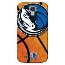 Capa de Celular NBA - Samsung Galaxy S4 i9505 - Dallas Mavericks - NBAG07
