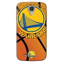 Capa de Celular NBA - Samsung Galaxy S4 i9505 - Golden State Warriors - NBAG10