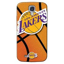 Capa de Celular NBA - Samsung Galaxy S4 i9505 - Los Angeles Lakers - NBAG14