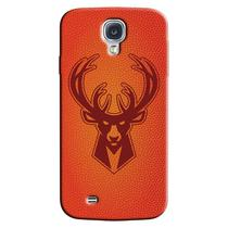 Capa de Celular NBA - Samsung Galaxy S4 - Milwaukee Bucks - C17