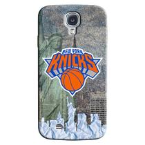 Capa de Celular NBA - Samsung Galaxy S4 - New York Knicks - F04