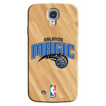 Capa de Celular NBA - Samsung Galaxy S4 - Orlando Magic - B24