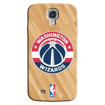 Capa de Celular NBA - Samsung Galaxy S4 - Washington Wizards - B32