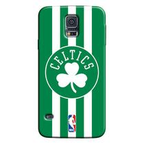Capa de Celular NBA - Samsung Galaxy S5 - Boston Celtics - E21