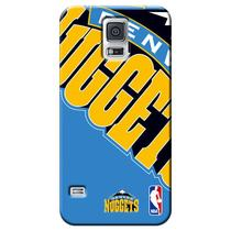 Capa de Celular NBA - Samsung Galaxy S5 - Denver Nuggets - D08