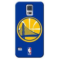 Capa de Celular NBA - Samsung Galaxy S5 - Golden State Warriors - A10