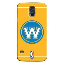 Capa de Celular NBA - Samsung Galaxy S5 - Golden State Warriors - E11