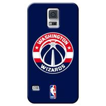 Capa de Celular NBA - Samsung Galaxy S5 - Washington Wizards - A33