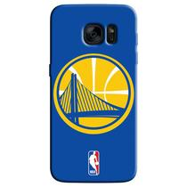 Capa de Celular NBA - Samsung Galaxy S6 Edge - Golden State Warriors - A10