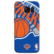 Capa de Celular NBA - Samsung Galaxy S6 Edge - New York Knicks - D22