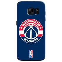 Capa de Celular NBA - Samsung Galaxy S6 Edge - Washington Wizards - A33