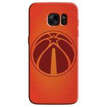 Capa de Celular NBA - Samsung Galaxy S6 Edge - Washington Wizards - C30