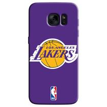 Capa de Celular NBA - Samsung Galaxy S6 G920 - Los Angeles Lakers - A16