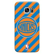 Capa de Celular NBA - Samsung Galaxy S6 G920 - New York Knicks - E01