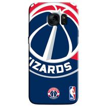 Capa de Celular NBA - Samsung Galaxy S6 G920 - Washington Wizards - D14
